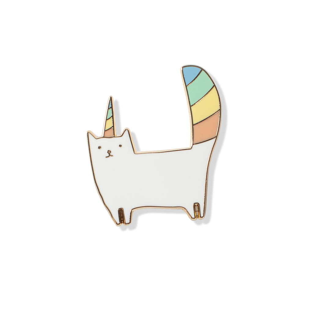 PETSHOP CATICORN PIN