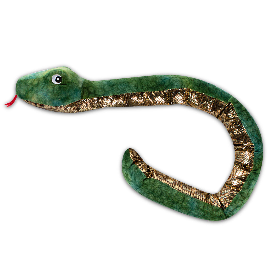 PETSHOP LARGE SNAKE DOG TOY