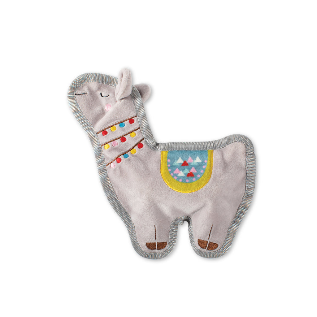 PETSHOP LLAMA DURABLE DOG TOY