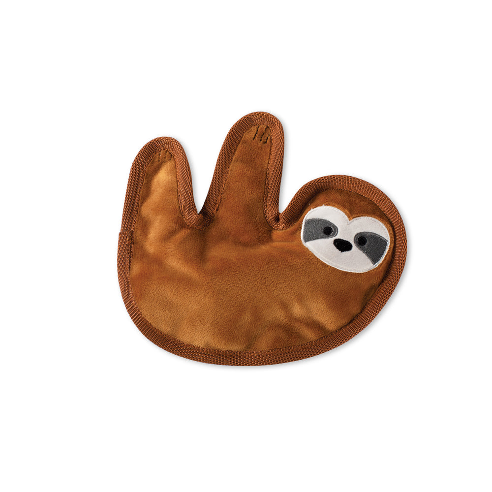 PETSHOP SLOTH DURABLE DOG TOY