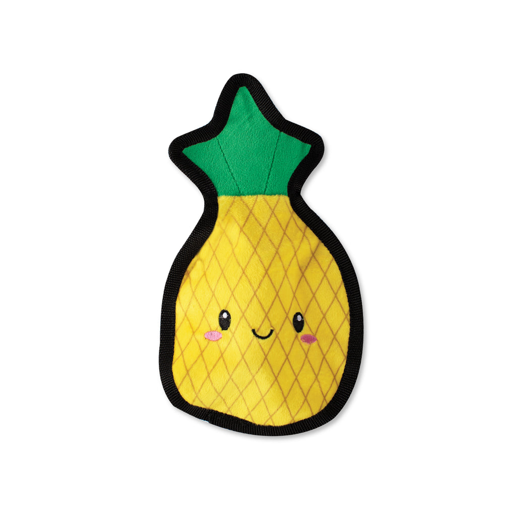 PETSHOP PINEAPPLE DURABLE DOG TOY
