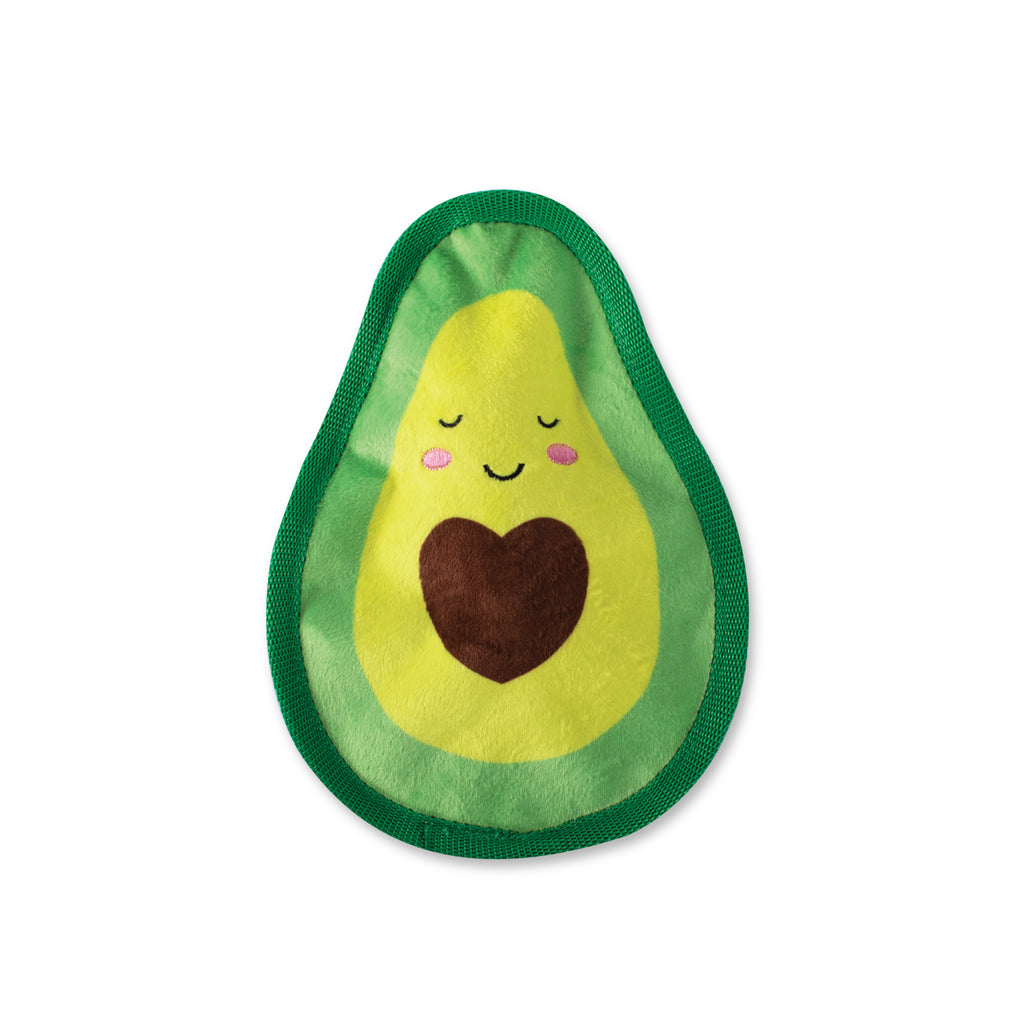 PETSHOP AVOCADO DURABLE DOG TOY