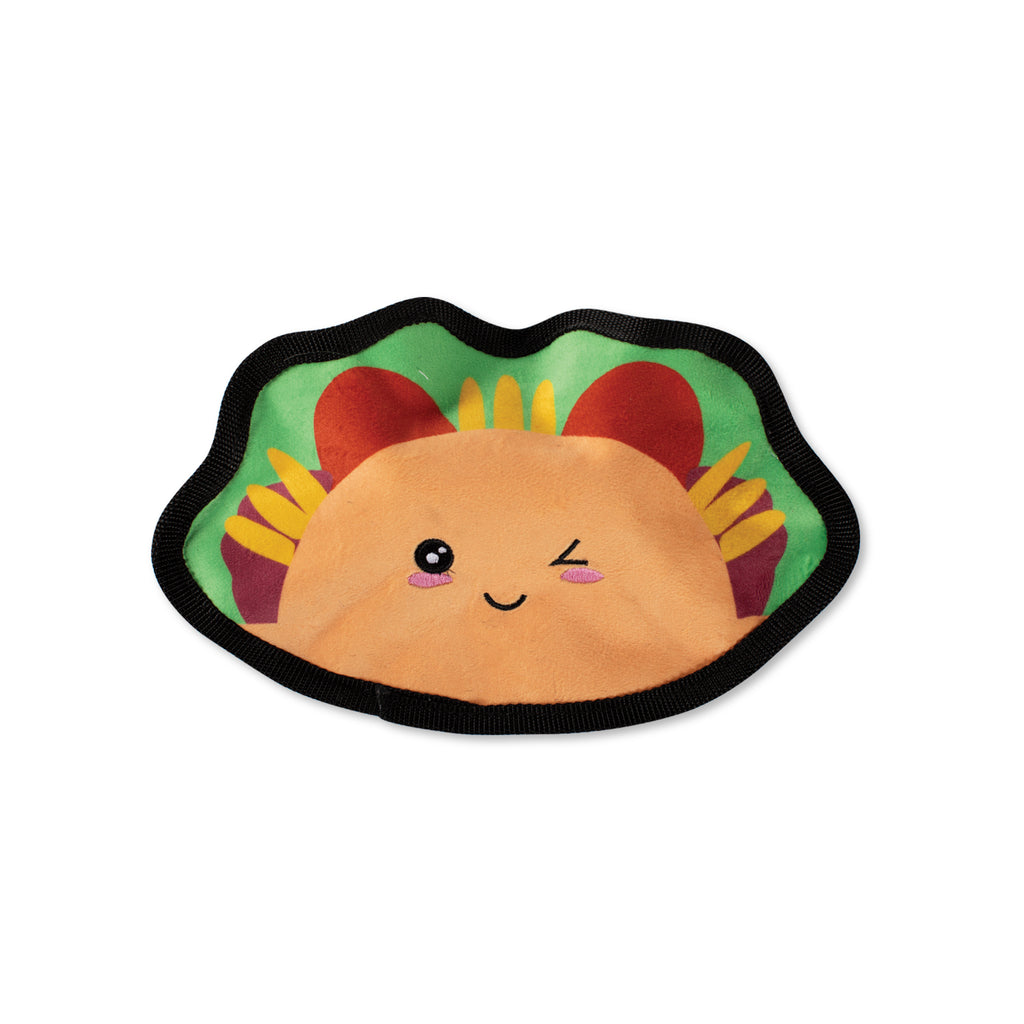 PETSHOP TACO DURABLE DOG TOY