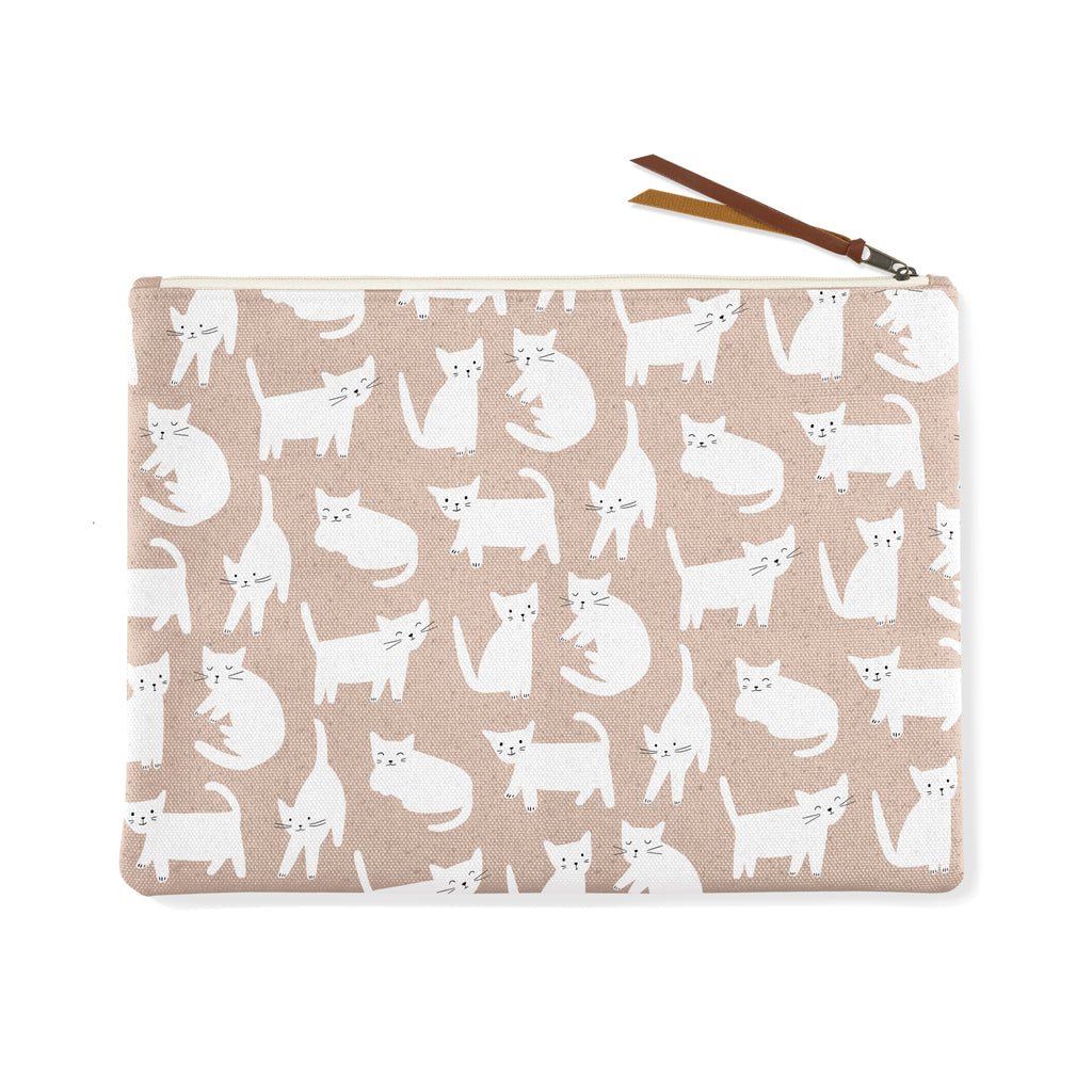 PETSHOP MISS KITTY CANVAS POUCH