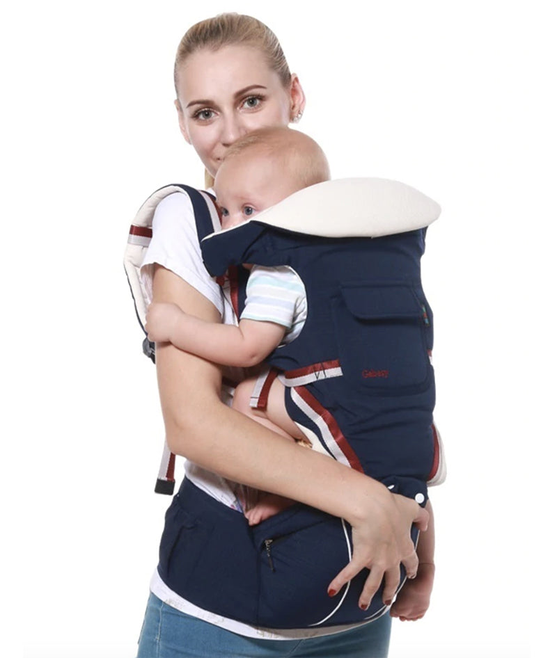 The Kangaroo Baby Carrier