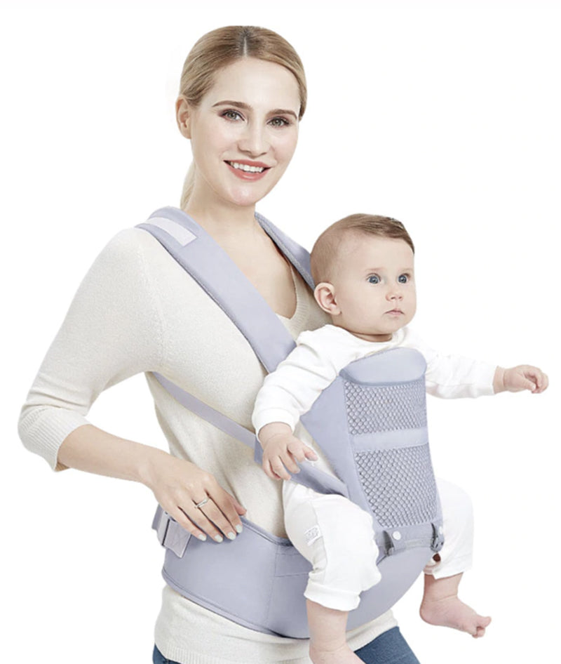 The Versatile Baby Carrier