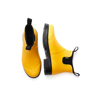 Sunshine Yellow Rainboots