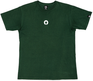 Staatslieden Essential Tee Green (select your size to check availability)