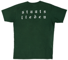 Load image into Gallery viewer, Staatslieden Essential Tee Green (select your size to check availability)