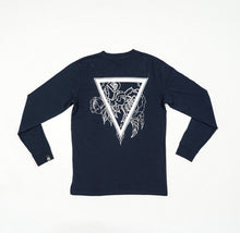 Load image into Gallery viewer, Staatslieden Essential Longsleeve Navy Blue (select your size to check availability)