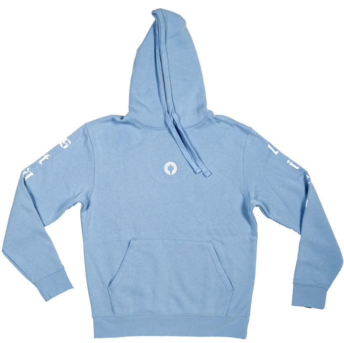 Staatslieden Essential Hoodie Sky Blue (select your size to check availability)