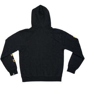 Staatslieden Essential Hoodie Black (select your size to check availability)