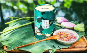 Li Ziqi Lotus Root Powder Mixed With Osmanthus & Nuts & Wolfberry - Royal Tribute Food From Ancient China