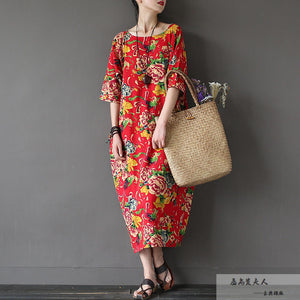 Open image in slideshow, Tranditional Chinese style Dress