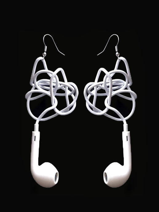 Headphone Earrings!