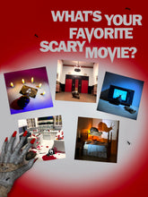 Load image into Gallery viewer, SCARY MOVIE PRINTS Vol. 1
