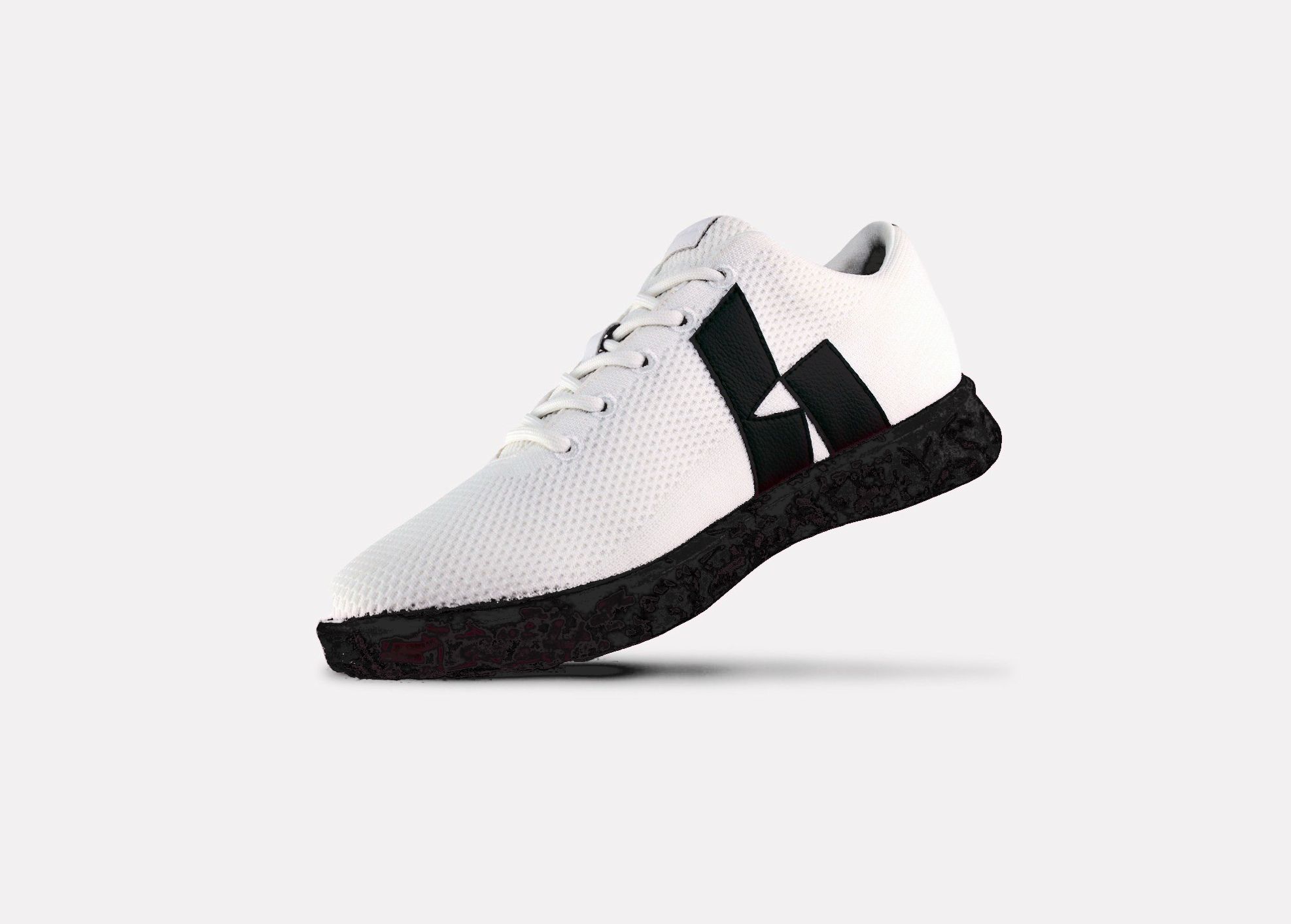 AV1 -  Mens White Upper