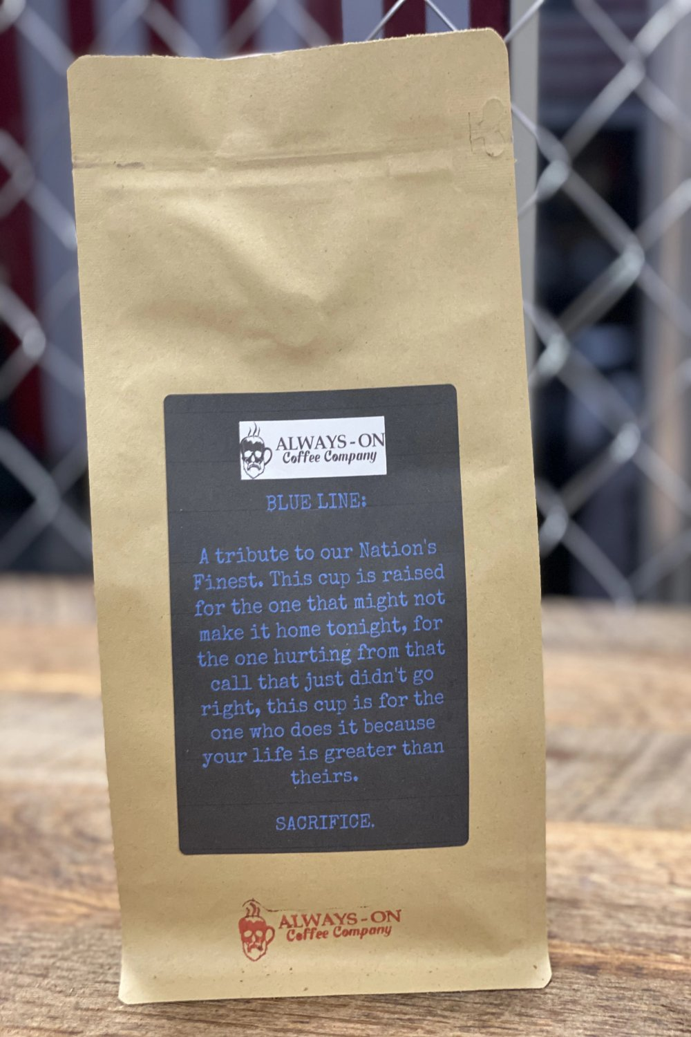 Blue Line Coffee Blend