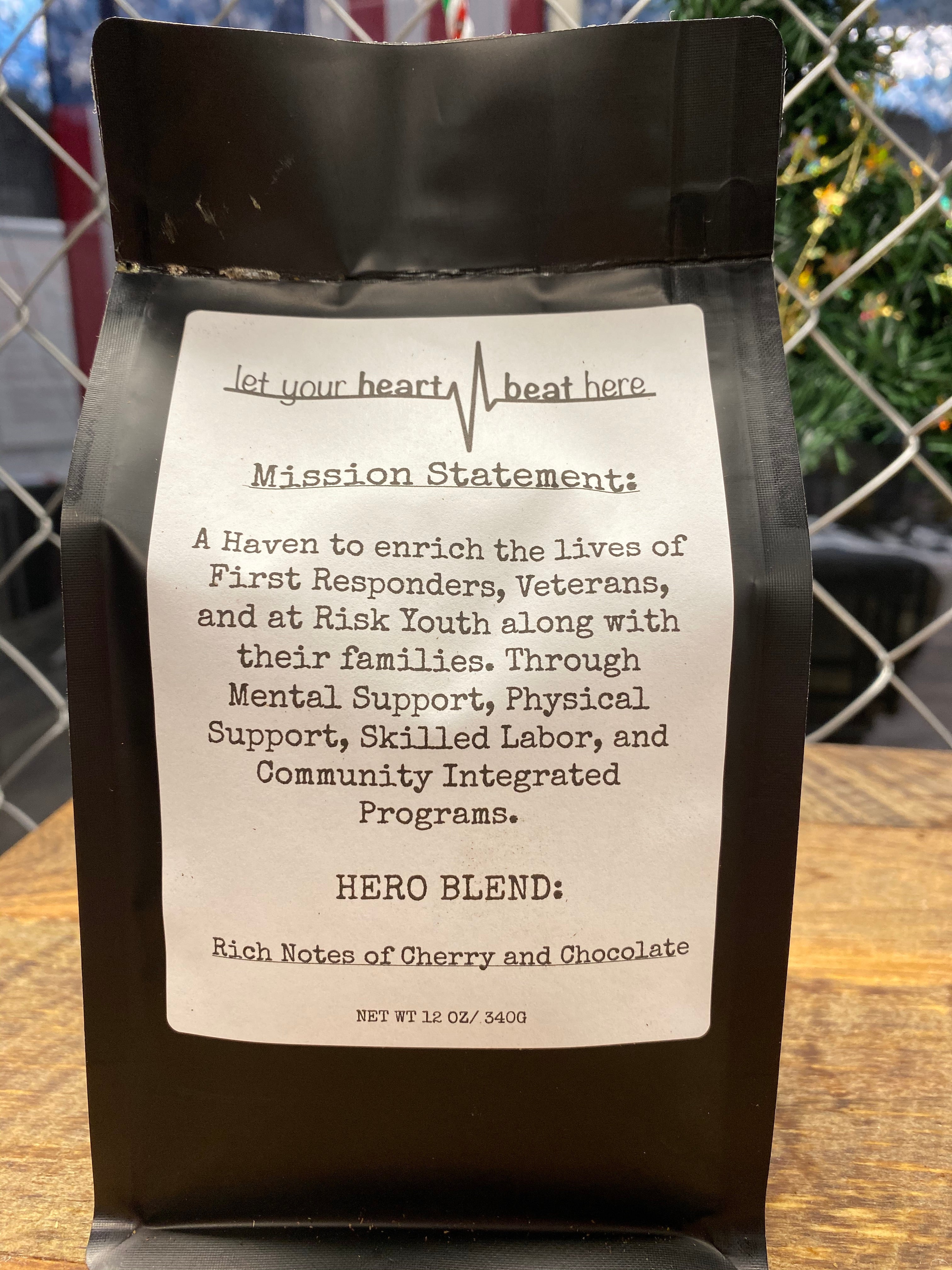 Hero Blend Coffee