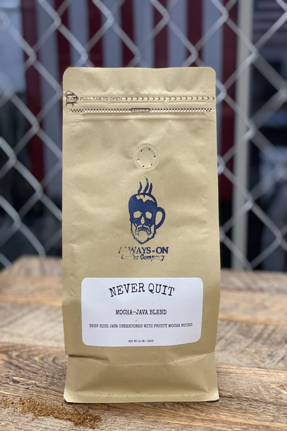 Never Quit Coffee Blend