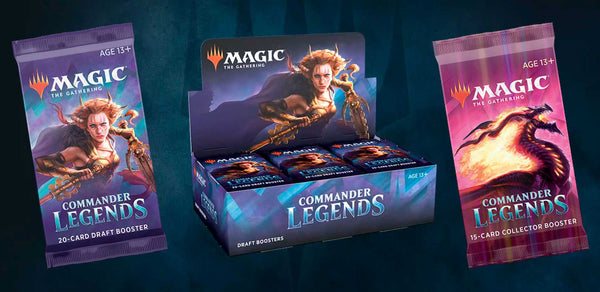 Commander Legends vorgestellt