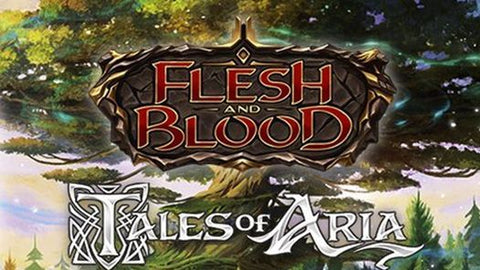 Flesh and Blood Tales of Aria Pre Release