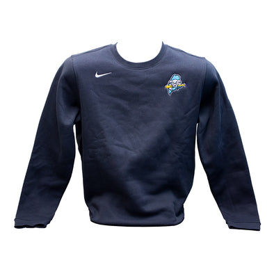 Nike Crew Sweatshirt with Retro State Logo