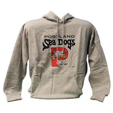 Sea Dogs Full Color Hoodie Logo- Youth