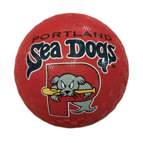 Portland Sea Dogs Small playground ball