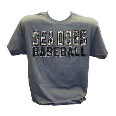Portland Sea Dogs Mossy Oak Sea Dogs T-Shirt