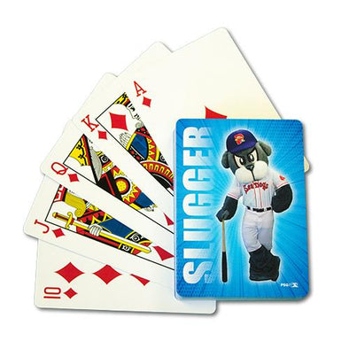 Sea Dogs Playing Cards with Slugger Image