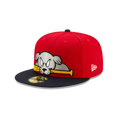 Official On-Field Sunday Players Hat Sluggers Face Design