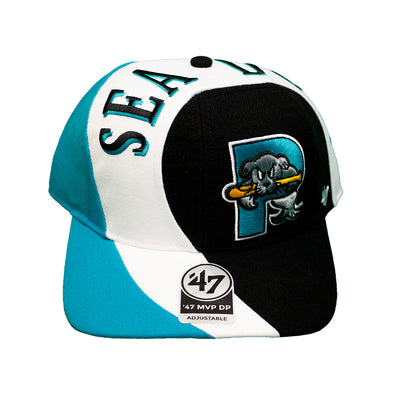 Retro Teal Neptune Hat