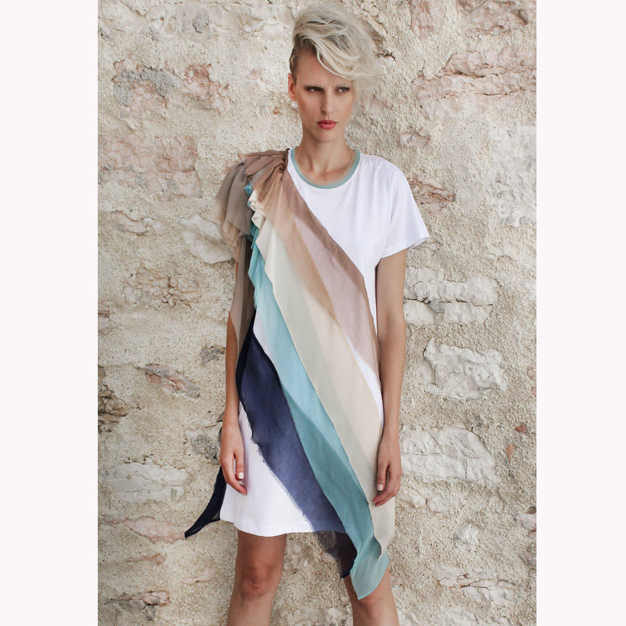 BORNEO- TSHIRT DRESS