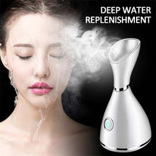 Load image into Gallery viewer, dewyglowy skin care device facial steamer