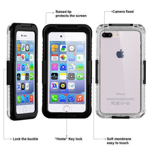 Load image into Gallery viewer, Waterproof and Shockproof Phone Case For iPhone