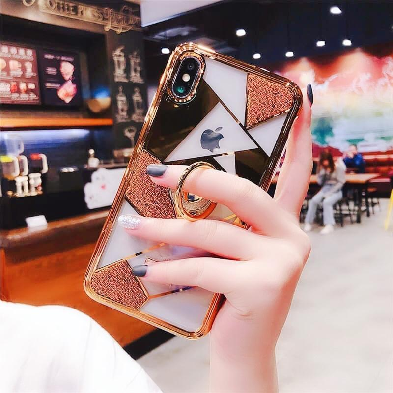 High Quality Ring Phone Cases For iPhone