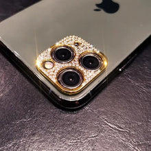 Load image into Gallery viewer, Bling Diamond Camera Lens Protector for iPhone 11 Series & Samsung S20 Series