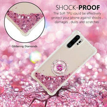 Load image into Gallery viewer, 2020 Luxury Glitter Diamond Ring Case for HUAWEI