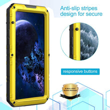 Load image into Gallery viewer, IP68 Waterproof Shockproof Rugged Metal Case for iPhone