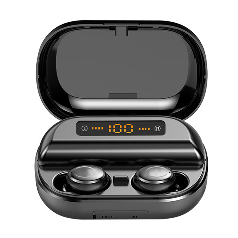 [2020 New Year Offer] The Strongest Touch Control Wireless Earbuds.
