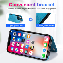 Load image into Gallery viewer, 2020 New Style Luxury Wallet Cover For iPhone 11 Pro/11 Pro Max