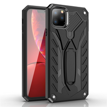 Load image into Gallery viewer, Kickstand Wireless Charging Military Grade Protective Cases for iPhone