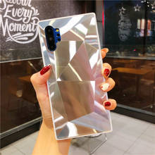 Load image into Gallery viewer, Diamond Mirror Cases For Samsung