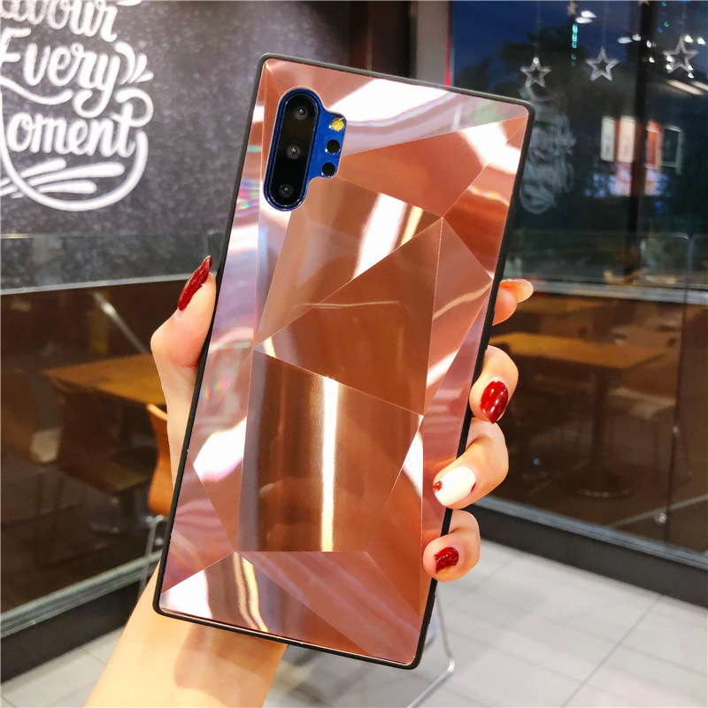 Diamond Mirror Cases For Samsung
