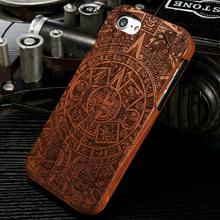 Load image into Gallery viewer, Genuine Natural Real Wood Hard Back Cases for iPhone Series