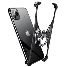 Load image into Gallery viewer, OATSBAS Bat Shape Luxury Metal Cases for iPhone 11 11 Pro 11 Pro Max