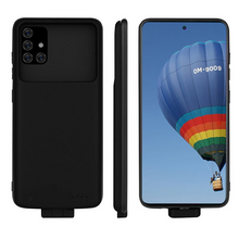 Load image into Gallery viewer, 5000mAh Battery Charger Case For Samsung Galaxy A51&A71