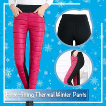 Load image into Gallery viewer, Winter Thermal Ultra-Fit Pants