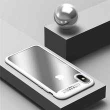 Load image into Gallery viewer, Luxury Slim Hybrid Shockproof TPU Case For iPhone(All models are available)